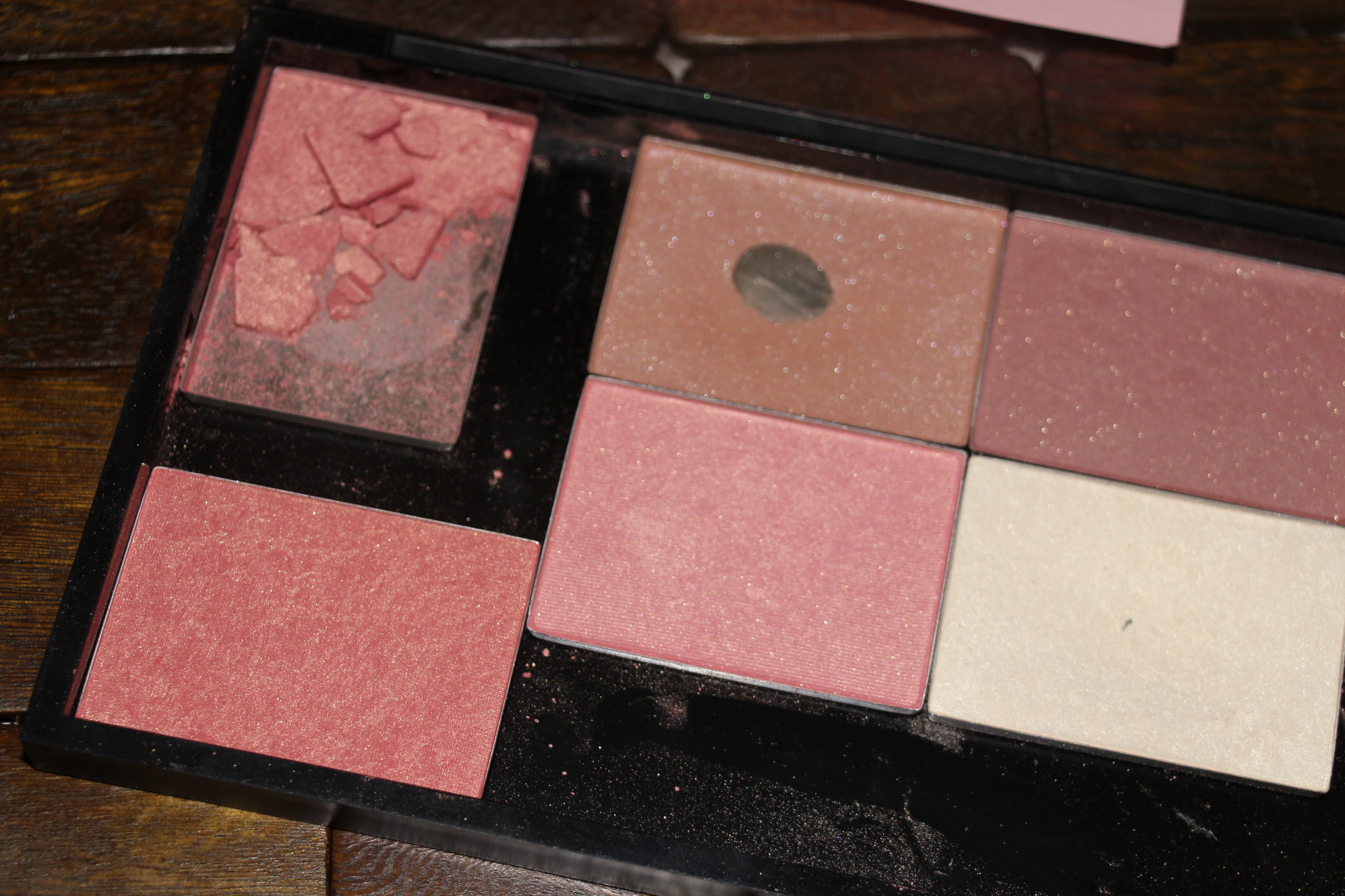 How to Fix Broken Powders, Eye Shadows, etc.